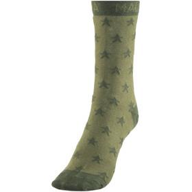 Maloja CharleroiM. Socks dark mint